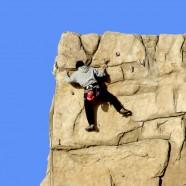 Klettertraining für Anfänger