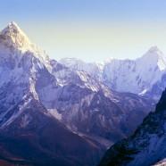 Bergsteigen im Himalaya
